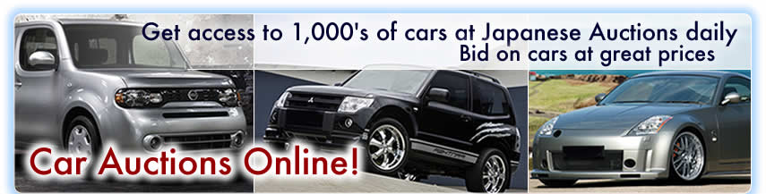 Car Auctions Online